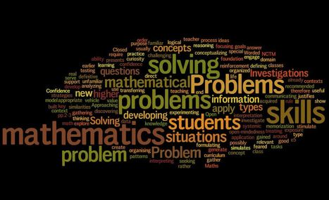 Why Is Problem Solving in Maths Essential? | elementary math problem solving | Scoop.it