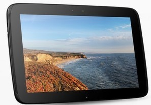 "Google's Nexus 10 is $100 less than the iPad and has some advantages | L'impresa ""mobile"" 