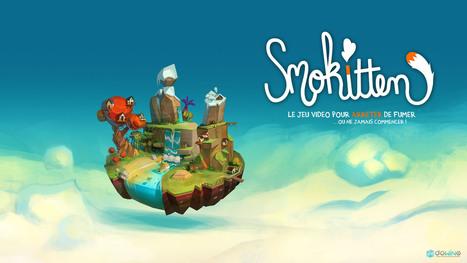 Smokitten : le jeu vidéo pour arrêter de fumer réussi sa campagne Ulule - Geeks and Com' | Innovating serious games | Scoop.it