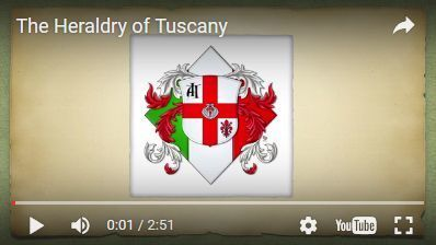 Giornata Internazionale dell'Araldica : The Heraldry of Tuscany | Généal'italie | Scoop.it