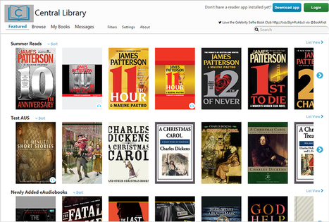 3M Cloud Library Implements New Web Features | Ebook and Publishing | Scoop.it