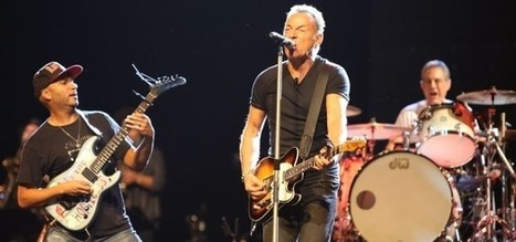 The Boss rocks against rising global income gap - News 24   Bruce Springsteen   Scoop.it