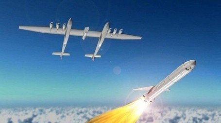 Paul Allen-backed Stratolaunch Systems promises flexible, low-cost access to space | UtopianDynamics | Scoop.it
