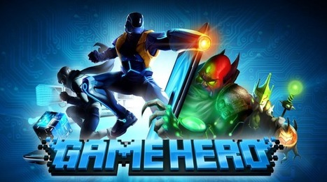 """""""Game Hero"""" la historia de los video games según Intel - Cultura Geek   Artificial Intelligence & Videogames   Scoop.it"""