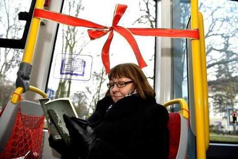 Book Patrol: Sticky fingers force Polish mobile library to go digital | Biblioteche 2.0 | Scoop.it