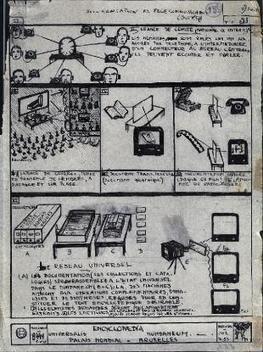 Le saviez-vous ? Internet a été imaginé par un Belge en…1934 ! - planet.fr | Paul OTLET | Scoop.it