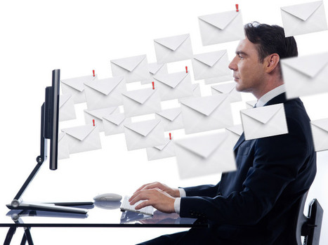 How E-mail Is Swallowing Our Lives | Business Brainpower with the Human Touch | Scoop.it