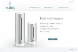 Récupérer les données de votre NetAtmo dans vos box domotique à l'aide de l'API   FabLab - DIY - 3D printing- Maker   Scoop.it