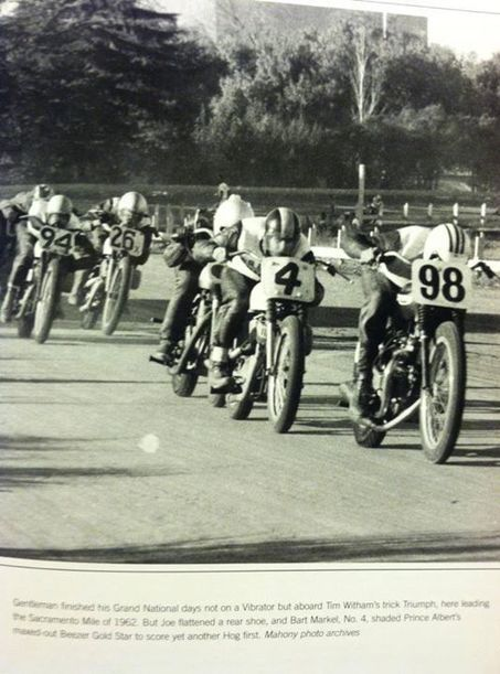 Now here is a REAL vintage Sacramento Mile photo. | California Flat Track Association (CFTA) | Scoop.it