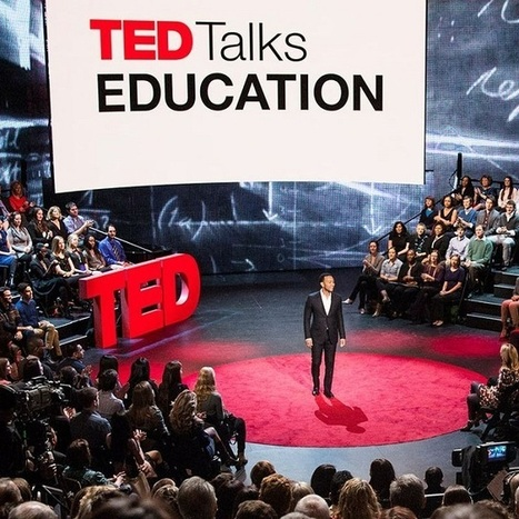50 Ted Talks Every Educator Should Check Out (2014 Edition) - InformED | Perfecting Educational Practice | Scoop.it