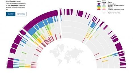 Aucun pays dans le monde n'assure les mêmes droits aux homos et trans qu'aux hétéros | Homosexualité et homophobie dans le monde | Scoop.it