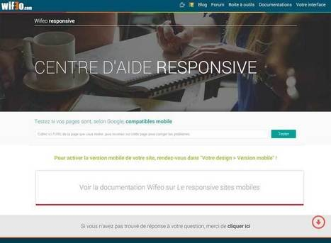 Le responsive design c'est quoi? | Content marketing, Rédaction web et SEO | Scoop.it