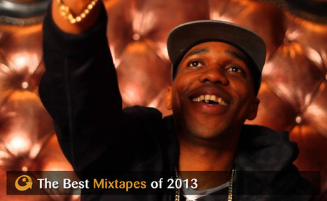 The Best Mixtapes of 2013 | 2013 Music Links | Scoop.it