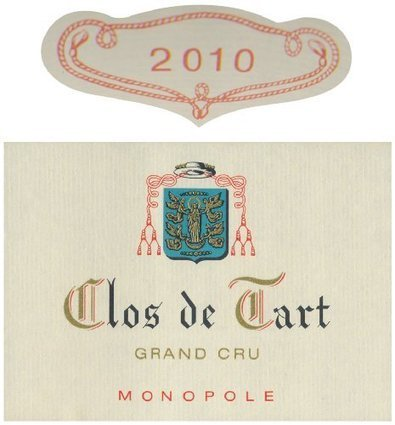 Top Review 2010 Clos de Tart Grand Cru Burgundy 750 mL   Wine   Scoop.it