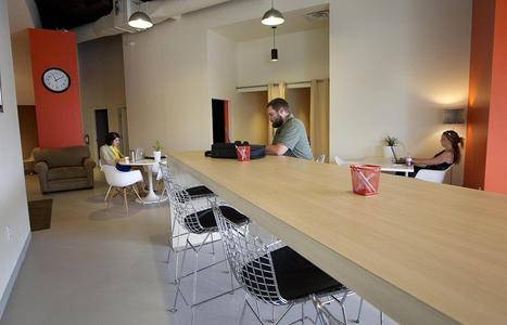 While Mom and Dad work, kids play at new co-working/day care cent | Splaces of work | Scoop.it