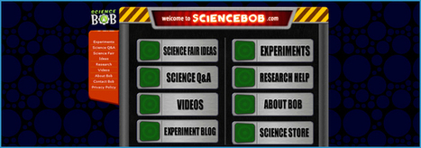 Science Bob | Better teaching, more learning | Scoop.it