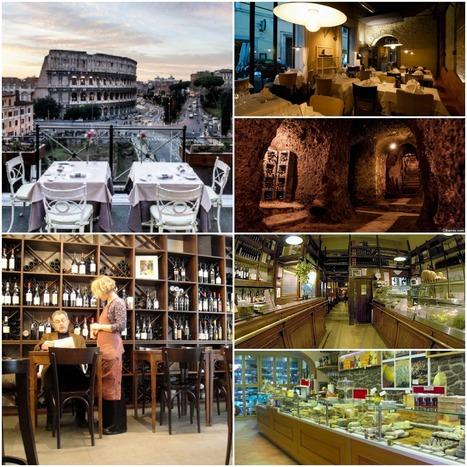 Wine bars and enoteche in Rome | Italia Mia | Scoop.it