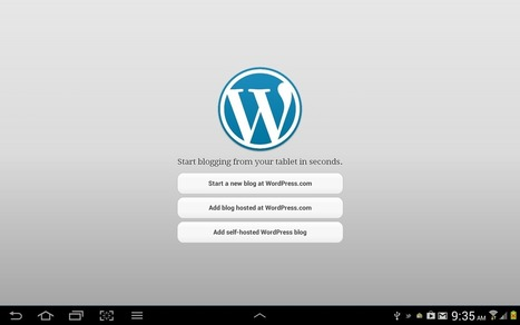 Blog on the go with WordPress for Android | TechRepublic | Boomerang-Social | Scoop.it