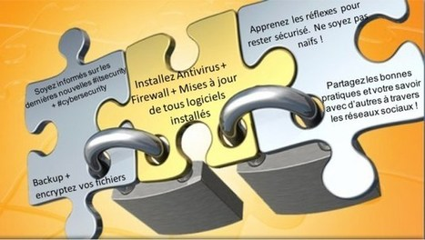 Sécurité Internet-guide pratique | Free Tutorials in EN, FR, DE | Scoop.it