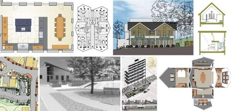 Types of Location Drawings and General Arrangement Drawings for Building Design | Latest Commodity News | Scoop.it