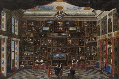 Galerie d'Etat dans la Nouvelle Résidence de Bamberg - patrimoine mondial en Franconie | Allemagne tourisme et culture | Scoop.it