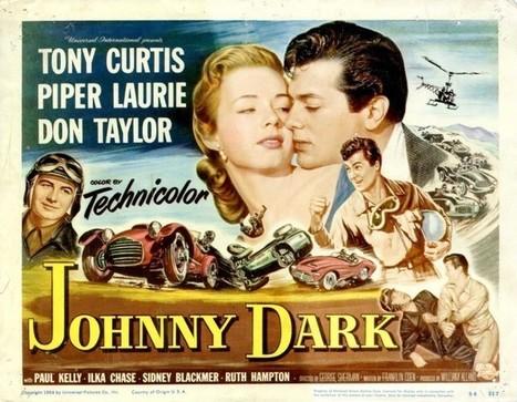 Forgotten Fiberglass – Vintage 'glass and the big screen: Johnny ... | 1950's | Scoop.it