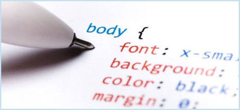Good practices for efficient and maintainable CSS | El Mundo del Diseño Gráfico | Scoop.it