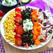 Quick Taco Salad Recipe | food recipes | Scoop.it