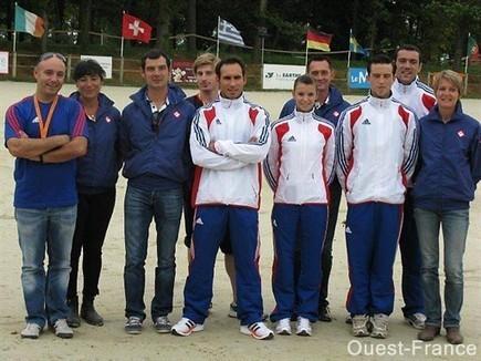 L'équipe de France de voltige prête à en découdre - Le Mans.maville.com | Cheval et sport | Scoop.it