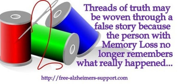 Does the Person with Alzheimer's Invent Memories-- or tell Lies? | Alzheimer's Support | Scoop.it