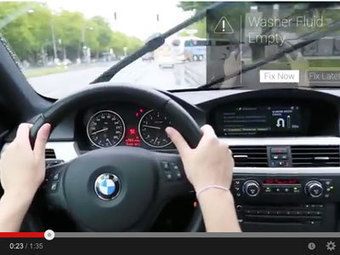 Wireless   Metaio to unveil first hands-free augmented reality car manual on Google Glass   Emerging Technologies   Scoop.it
