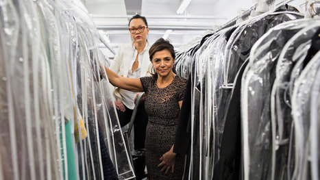At the Albright Fashion Library, a One-Stop Shop for Costume Designers | Felt | Scoop.it