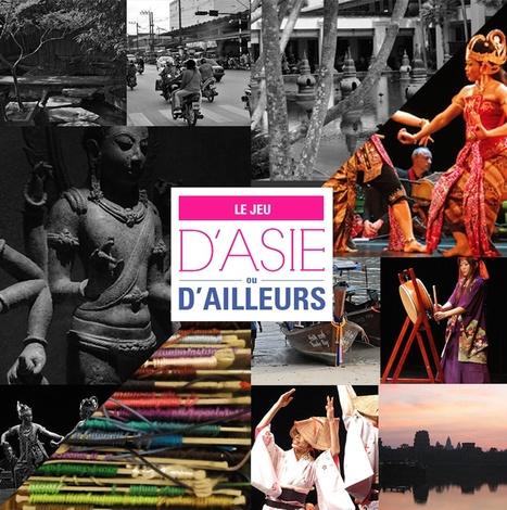 """Le Musée Guimet lance un concours sur le web consacré aux photos """"d'Asie ou d'ailleurs""""   web marketing   Scoop.it"""