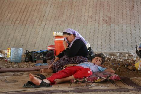 Islamský štát popravil 300 Jezídov, v ohrození sú ďalšie tisíce | Správy Výveska | Scoop.it