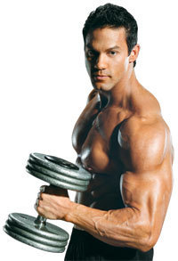For Strong Body and Masculine Look | healthy strategy to achieve muscles | Scoop.it