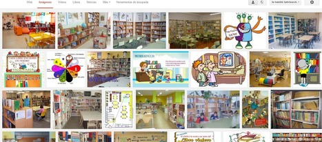 RECURSOS TIC PARA BIBLIOTECAS ESCOLARES: La distorsión de la biblioteca tradicional de instituciones educativas ante la educación 2.0 | Contenidos educativos digitales | Scoop.it