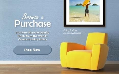 Fine Art America - Fine Art - Art Prints - Fine Art Prints - Greeting Cards - Posters - Originals - Buy Art Online - Sell Art Online   Branding and Graphic Design   Scoop.it