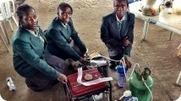 Nigerian Girls Invent Urine Fueled Generator | StartUP Times | Scoop.it