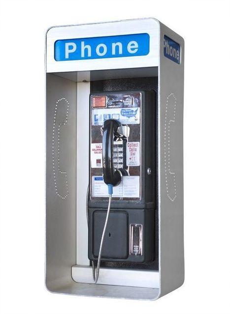 ¿Qué hacemos con las cabinas de teléfonos? | INEDPRESS | Scoop.it