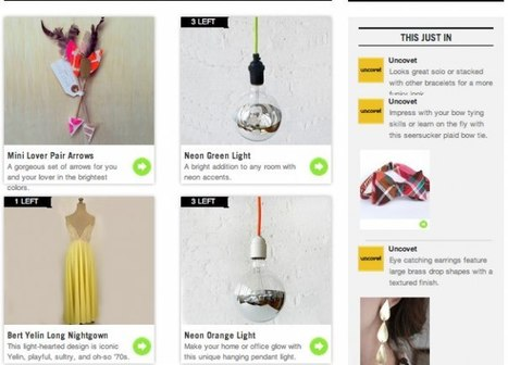 Uncovet Moves Into A Crowded Room Where Design Befriends Commerece | Startup Revolution | Scoop.it