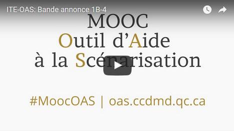 Portail Skoden pour la formation ouverte et à distance - MOOC sur la scénarisation pédagogique | gpmt | mOOC | Scoop.it