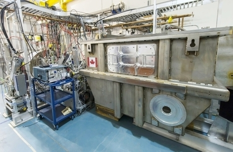 TRIUMF team signs $10-million deal with Indian scientists - Vancouver Sun | Particle Physics | Scoop.it