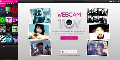 Neave Webcam Toy – diviértete con tu webcam y los efectos digitales | keyluu | Scoop.it