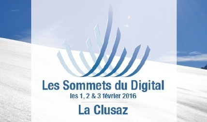 Les Sommets du Digital vont surfer sur les tendances à La Clusaz - Digital Business News | e-biz | Scoop.it