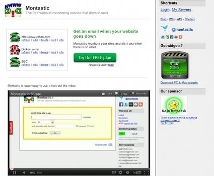 11 outils pour faire du monitoring sur un blog (ou un site) | Autour du Web | Entrepreneurs du Web | Scoop.it