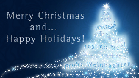 Merry Christmas and Happy Holidays! | Conscious evolution | Scoop.it