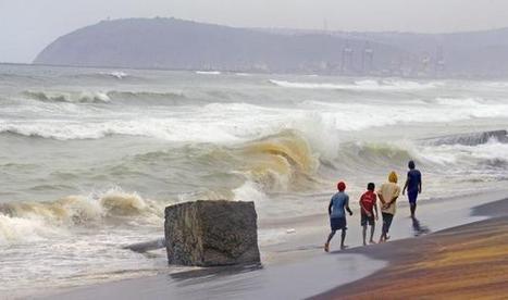 Man-made obstructions blamed for sea surge - The Hindu | Sediment transport mechanics | Scoop.it