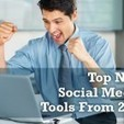 Ultimate Recap: The 12 Best New Social Media Tools from 2012 | Social Media in Publishing and Science | Scoop.it