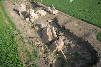 Saving the twin statues of Amenhotep III in Kom El Hetan | Pre-Modern Africa, the Middle East - and Beyond | Scoop.it