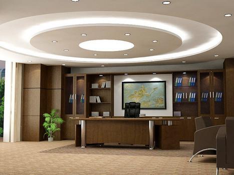 Các bước thiết kế một văn phòng giám đốc tuyệt vời | Sản phẩm nội thất - Interior product | Scoop.it